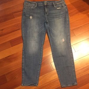 Ana jeans for women plus size 18w